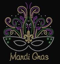Mardi Gras Transfers DIY