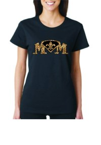 MOM Glitter Shirt