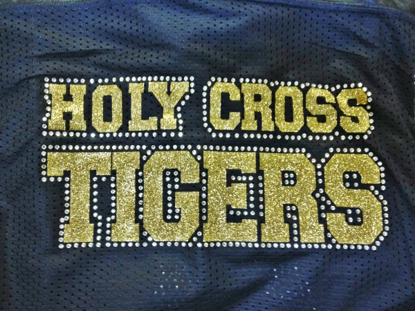 Custom Holy Cross Jersey