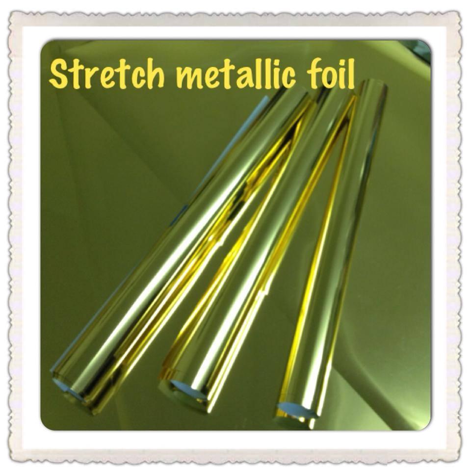 Stretch Foil HTV