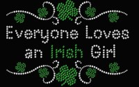 Everyone Loves and Irish Girl Transfer