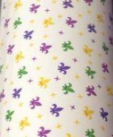 Mardi Gras Fleur de Lis HTV