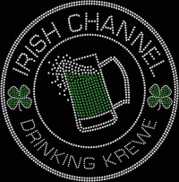 Irish Channel Drinking Krewe Transfer