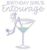 Birthday Girl Entourage 1