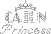 Cajun Princess Rhinestone Transfer