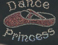 Dance Princess Sequin Motif