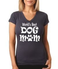 World's Best Dog Mom Shirt