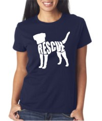 RESCUE DOG - ADULT NAVY