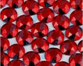 Hot Fix Rhinestuds Red