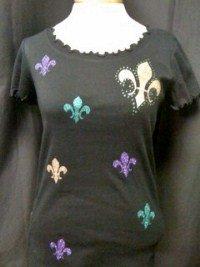 Mardi Gras Glitz Shirt