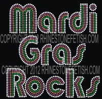 Mardi Gras Rocks Shirt