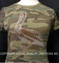 Pelican Camouflage Shirt