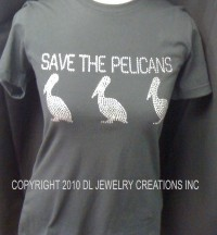 Save the Pelicans Shirt