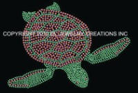 Rhinestone Sea Turtle Shirt