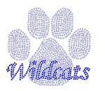 Wildcats Paw